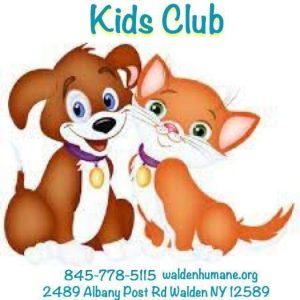 Kids Club @ Humane Society of Walden NY | Walden | NY | United States