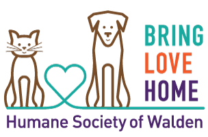 Humane Society of Walden logo