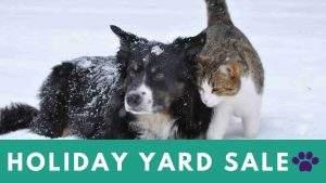 Holiday Yard Sale @ Humane Society of Walden NY | Walden | NY | United States