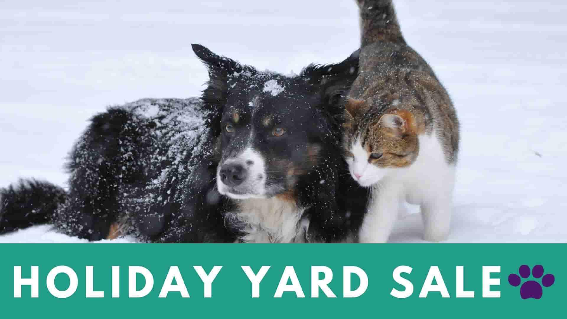 Holiday Yard Sale