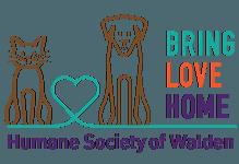 Humane Society of Walden logo