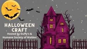 Halloween Craft Fundraiser @ Duffy's